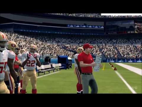 Madden NFL 25 - Seattle Seahawks vs. San Francisco 49ers Gameplay [HD]