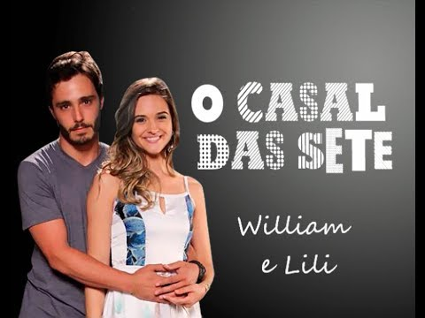 Trilha sonora do casal Willian e Lili da Novela Além do Horizonte