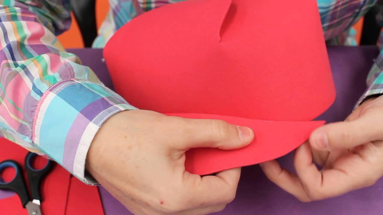 Como Hacer Gorras De Fomi
