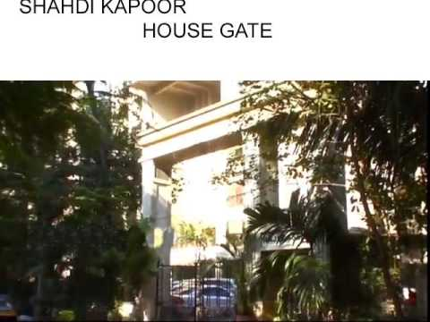Shahid Kapoor House Home Full Adress And Car Collection