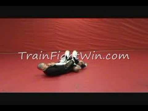 Farside Armbar from Knee on Chest