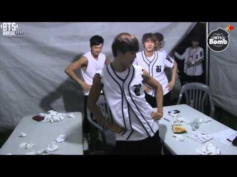 [PT-BR] BANGTAN BOMB - Dança de girl group do Jimin