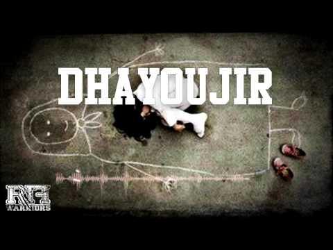 شباب من مدينة الناظور يبدعون في تسجيل اغنية راب بعنوان DHAYOUJIR