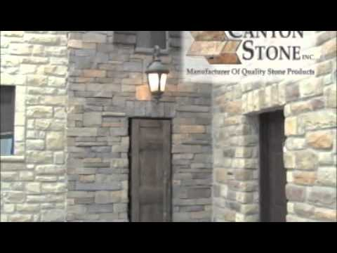 Stone Veneer Toronto Interior Exterior Stone Veneers By Canyon Stone Canada Youtube