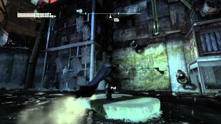 Batman: Arkham City How To Find Nora Fries