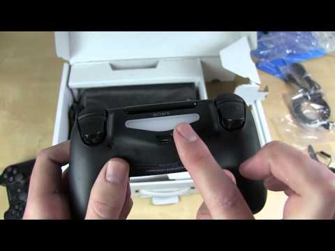 Sony Playstation 4 Unboxing - Deutsch / German mit Mpox