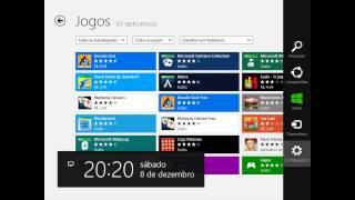 Windows 8 Como Adicionar E Baixar Mais Aplicativos