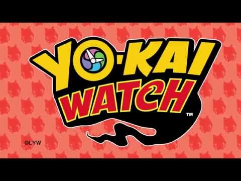 YO-KAI WATCH  English opening