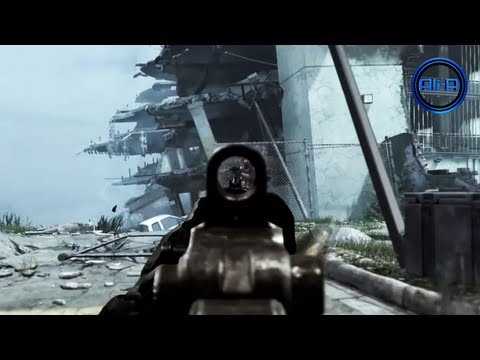 Call of Duty: GHOSTS Gameplay Trailer Reveal! - COD GHOST Official Xbox One! New 2013!