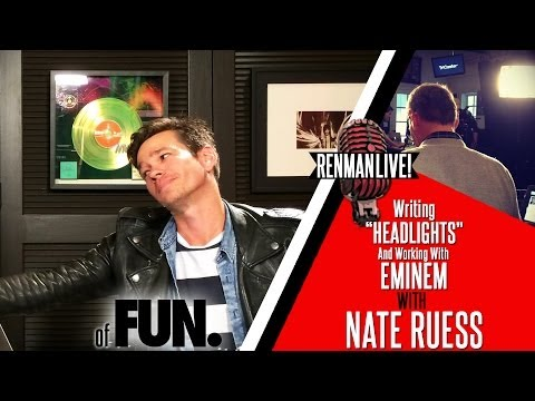 Nate Ruess On Writing Headlights & Working With Eminem