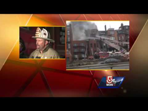 "Boston Deputy Fire Chief: ""Never seen a fire spread this fast"""