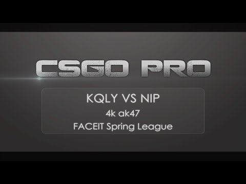 KQLY vs NiP [FACEIT Spring League]