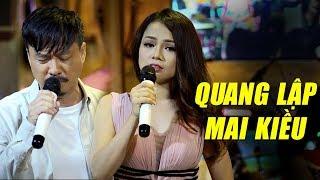 Song Ca Bolero Trữ Tình QUANG LẬP MAI KIỀU 2017 - Hành Trang Giã Từ