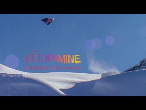 Dopamine European Tour Trailer 2013