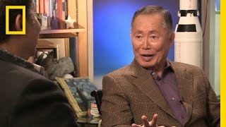 Star Talk: George Takei and the Acting Bug