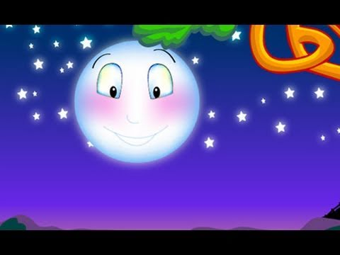 Chandamaama raave jabilli raave - telugu children Animated rhyme