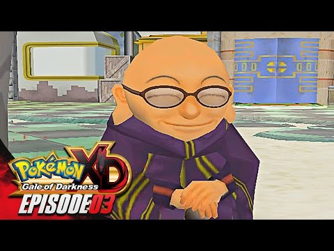 Pokémon XD Gale of Darkness Let's Play w/ TheKingNappy - Ep 3
