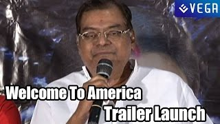 Welcome to America Movie Trailer Launch