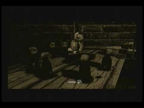 Does the Hanged Doll in the Cell of Bliss of RULE OF ROSE Have Rabbit Ears?
