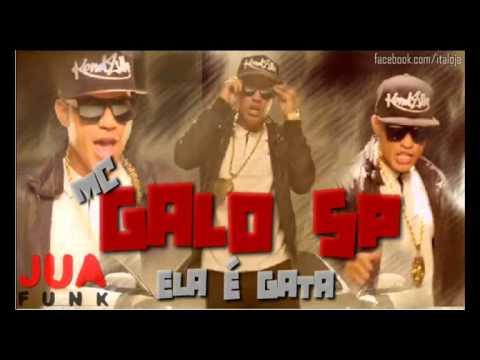 MC Galo SP - Ela é Gata (JUA Funk)