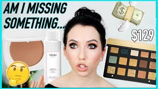 EXPENSIVE PRODUCTS THAT AREN'T WORTH IT!! Save your $$$...👎🏻