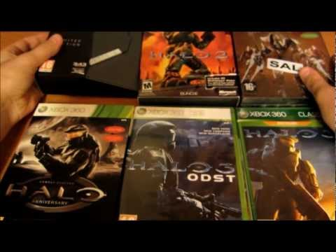 Unbox Halo 4 Limited Edition от Gerki
