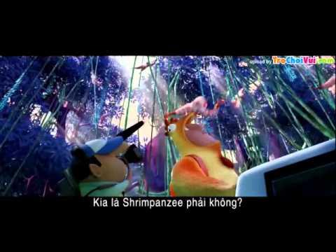 [Sub viet] Trailer phim Cơn mưa thịt viên 2 (2013)-Cloudy With A Chance of Meatballs 2 (2013)