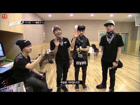 [WAYst][Vietsub]WIN-WHO IS NEXT EP4 1/4