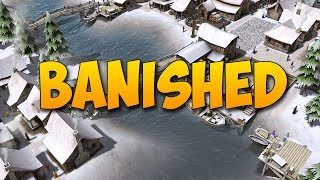 Banished - Starving Villagers! #1