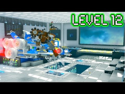 The Lego Movie Video Game - Level 12: Broadcast News