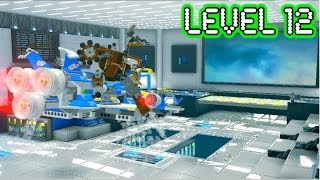 The Lego Movie Video Game Level 12: Broadcast News