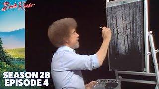 Bob Ross - Golden Rays of Sunshine (Season 28 Episode 4)