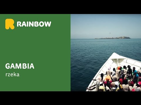 Gambia - rzeka