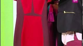 فرح الاسمر تتحدث عن قياسات الملابس الكبيرة للسيدات