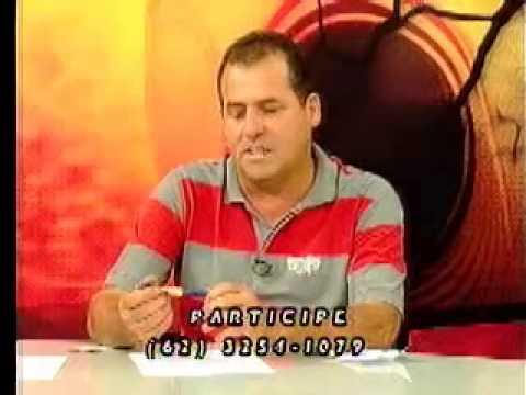 Programa Papo de Bola exibido dia 01 de março de 2013