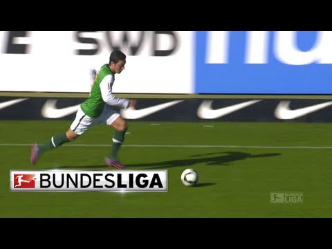 Mesut Özil - Top 5 Goals