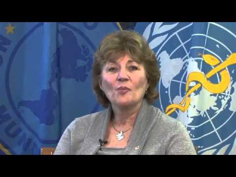 ASIA100TVNet: Dr. Mirta Roses, PAHO's Director, VI Summit of the Americas