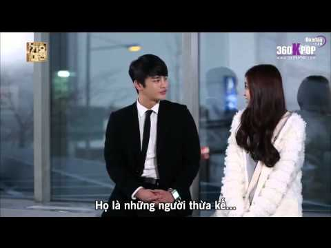 Vietsub Perf The Heirs & Masters Sun Parody Part 1 @ SBS Gayo 2013 {Oneday Team}