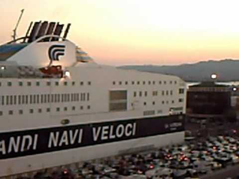MIX  video Costassarda ( moby - gnv - grimaldi lines - sardinia ferries - snav )