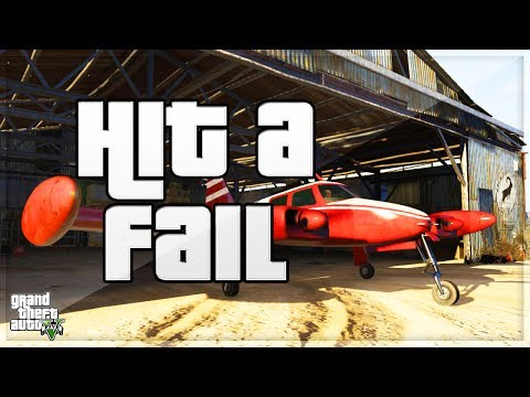 Hit A Fail  Episode 1 (GTA 5 Funny Moments)  YouTube