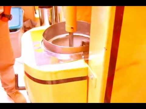Maquina para fabricar Helados de crema y chupetes - (paletas)