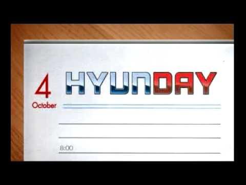 Hyundai Sales event