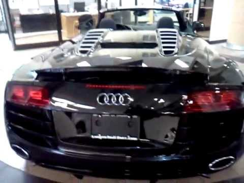2011 Audi R8 V10 Spyder (HQ)