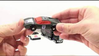 Video Review Of Transformers G1 Stunticons W/ Menasor (KO