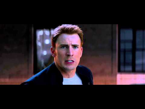 Captain America The Winter Soldier Clip - In Pursuit - OFFICIAL Marvel | HD