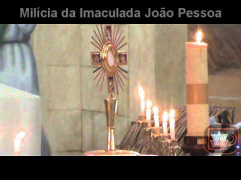 Adoração ao Santíssimo Sacramento Paróquia N Senhora da Conceição Aparecida - 31/12/2013 - Parte 02
