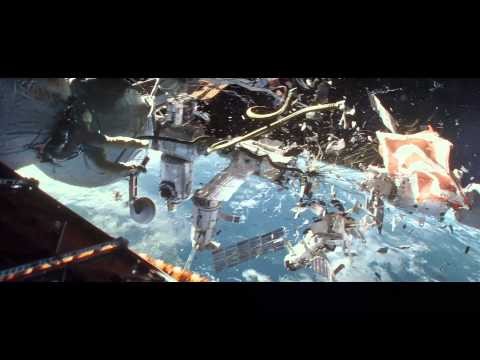 GRAVITY - TRAILER (GREEK SUBS)