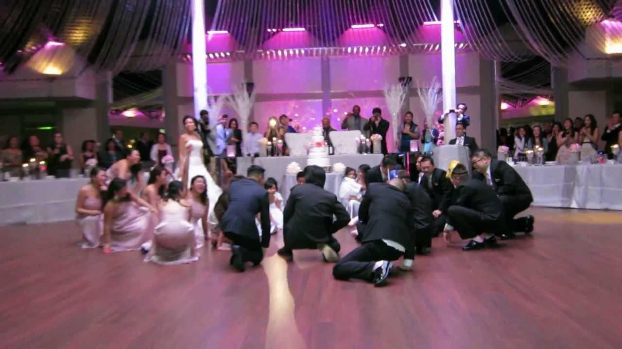 Best Wedding Entrance Harlem Shake Youtube