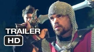 Knights Of Badassdom Official Trailer #1 (2013) Peter
