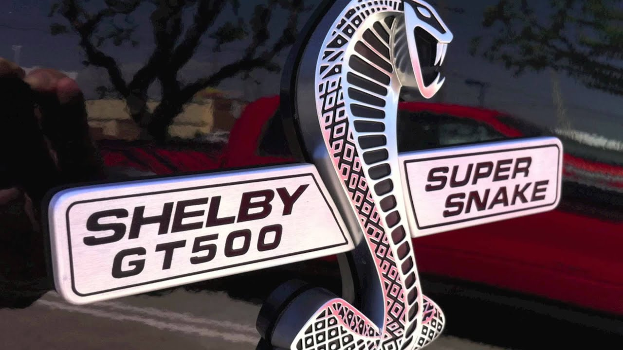 1000hp mustang shelby gt500 supersnake - american muscle car